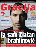 Gracija Magazine [Bosnia and Herzegovina] (3 February 2012)