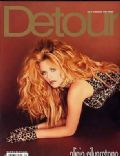 Alicia Silverstone on the cover of Detour (United States) - August 1997