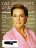 Julie Andrews on the cover of The Saturday Evening Post (United States) - September 2008