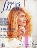 Laura Dern on the cover of American Film (United States) - July 1991