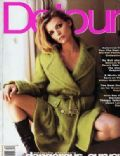 Michelle Pfeiffer on the cover of Detour (United States) - September 1995