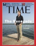 Sarah Palin on the cover of Time (United States) - July 2009