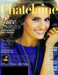 Stana Katic on the cover of Chatelaine (Canada) - February 2012