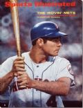 Ron Swoboda on the cover of Sports Illustrated (United States) - May 1968
