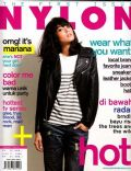 Mariana Renata on the cover of Nylon (Indonesia) - January 2011
