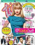 Taylor Swift on the cover of Tu (Mexico) - March 2014
