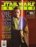 Ewan McGregor on the cover of Star Wars Insider (United States) - December 1999