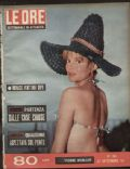 Le Ore Magazine [Italy] (27 September 1958)