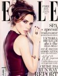 Victoria Beckham on the cover of Elle (Indonesia) - January 2014
