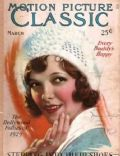 Don Reed, Marian Nixon on the cover of Motion Picture Classic (United States) - March 1930