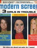 Marlo Thomas, Peggy Lipton on the cover of Modern Screen (United States) - December 1970