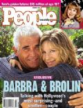 Barbra Streisand on the cover of People (United States) - March 1998