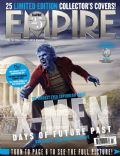 Dr. Henry 'Hank' McCoy, Hank McCoy, Nicholas Hoult, X-Men: Days of Future Past on the cover of Empire (United Kingdom) - March 2014