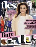 Natasza Urbanska on the cover of Flesz (Poland) - October 2013