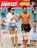 María Eugenia Suárez, Nicolás Cabré on the cover of Paparazzi (Argentina) - February 2013