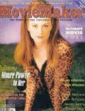 Julianne Moore on the cover of Moviemaker (United States) - October 1997