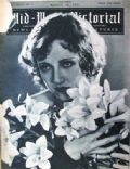 Ethlyne Clair on the cover of Mid Week Pictorial (United States) - March 1931