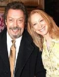 Tim Curry and Marcia Hurwitz