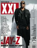 Jay-Z on the cover of Xxl (United States) - October 2009