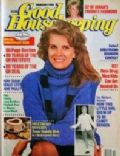 Candice Bergen on the cover of Good Housekeeping (United States) - February 1990