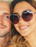 Stefanie Giesinger and Marcus Butler