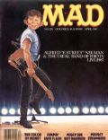 MAD Magazine [United States] (April 1987)