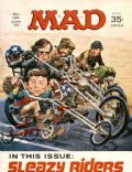 Peter Fonda on the cover of Mad (United States) - June 1970