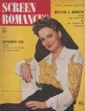 Screen Romances Magazine [United States] (November 1943)