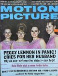 Dianne Lennon on the cover of Motion Picture (United States) - October 1967