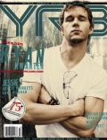 Ryan Kwanten on the cover of Yrb (United States) - June 2011