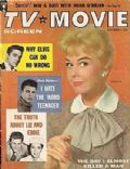 Doris Day, Doris Day on the cover of TV Movie Screen (United States) - December 1958