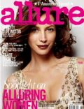 Christy Turlington on the cover of Allure (South Korea) - August 2007