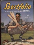 Sportfolio Magazine [United States] (March 1949)