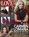LOVE Magazine [Spain] (28 December 2011)