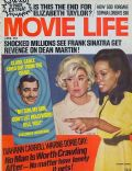 Clark Gable, Diahann Carroll, Doris Day, Doris Day and Clark Gable on the cover of Movie Life (United States) - April 1969