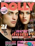 Kristen Stewart, Robert Pattinson on the cover of Dolly (Australia) - December 2011