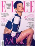 Rihanna on the cover of Elle (Czech Republic) - July 2013