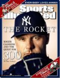 Roger Clemens on the cover of Sports Illustrated (United States) - June 2003