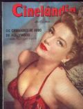 Cinelandia Magazine [Brazil] (April 1953)
