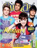 Capricho Magazine [Brazil] (19 December 2010)