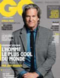 Jeff Bridges on the cover of Gq (France) - March 2014