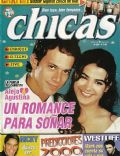 Agustina Cherri, Alejo Ortiz on the cover of Chicas (Argentina) - December 1999