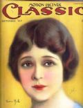 Irene Rich on the cover of Motion Picture Classic (United States) - September 1925