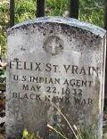 Felix St. Vrain