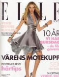 Elle Magazine [Norway] (April 2007)