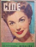 Esther Williams on the cover of Cine Vision (Argentina) - June 1957