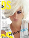 Penélope Cruz on the cover of Ds Magazine (France) - March 2009