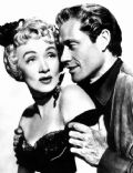 Marlene Dietrich and Mel Ferrer