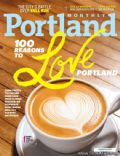 on the cover of Portland Monthly (United States) - May 2014