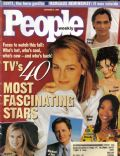 Fran Drescher, Helen Hunt on the cover of People Weekly (United States) - September 1996
